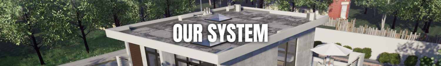 Our System Top Banner